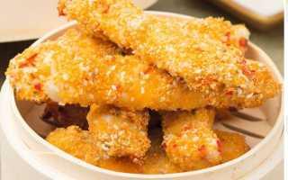 Куриные наггетсы на электрогриле – рецепт пошаговый с фото