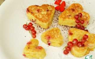Рисовые оладьи с черной смородиной и корицей на сковороде – рецепт пошаговый с фото