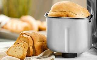 Хлеб на опаре в хлебопечке – рецепт пошаговый с фото