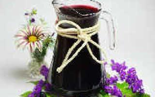 Компот из шелковицы и красной смородины – рецепт пошаговый с фото