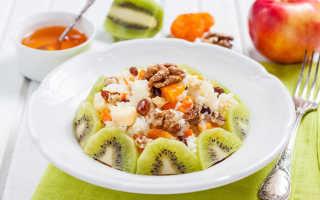 Рис с яблоками: польза, рецепты блюд и диета для похудения