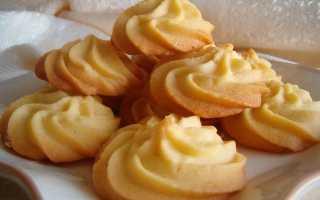 Нежное рассыпчатое печенье – рецепт пошаговый с фото