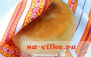 Хлеб с тмином в мультиварке – рецепт пошаговый с фото