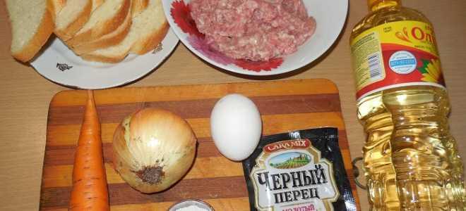 Горячие бутерброды с говяжьим фаршем – рецепт пошаговый с фото