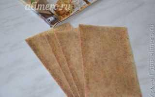 Куриная грудка в листах для жарки с приправами – рецепт пошаговый с фото