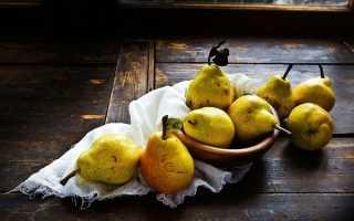 Манник на простокваше с грушей – рецепт пошаговый с фото