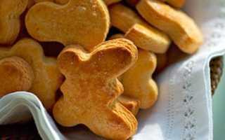 Печенье на скорую руку – рецепт пошаговый с фото