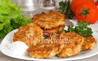 Румяные оладушки из цветной капусты – рецепт пошаговый с фото