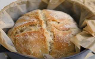 Рисово-пшеничный хлеб в духовке – рецепт пошаговый с фото