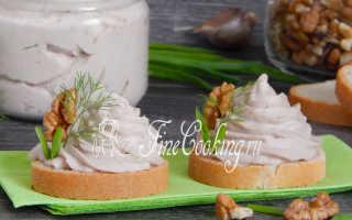 Венгерский паштет из яиц – рецепт пошаговый с фото