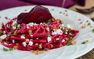 Макароны со свекольным соусом – рецепт пошаговый с фото