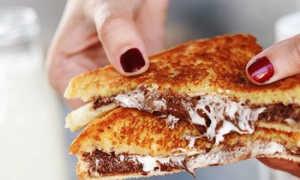 Сэндвичи с говядиной и сыром в мультипекаре – рецепт пошаговый с фото