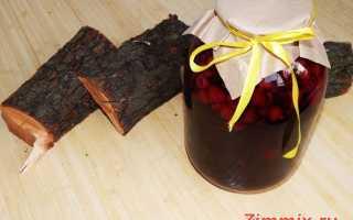 Компот из ежемалины с черной смородиной – рецепт пошаговый с фото