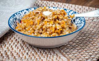 Гречка с курицей и овощами для детей – рецепт пошаговый с фото