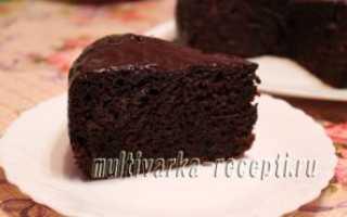 Пирог с бананом и шоколадной крошкой в мультиварке – рецепт пошаговый с фото