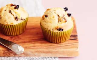 Кексы с маком в бумажных формочках – рецепт пошаговый с фото