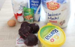 Жареные пирожки со свеклой и яблоками – рецепт пошаговый с фото