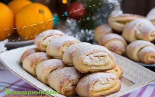 Апельсиновое печенье – рецепт пошаговый с фото