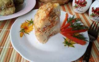 Цветная капуста с золотистой корочкой – рецепт пошаговый с фото