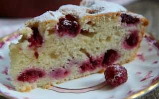 Пирог с ягодами в мультиварке – рецепт пошаговый с фото