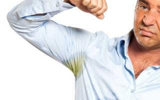 Как правильно удалить пятна пота с вашей одежды – полезные советы и лайфхаки