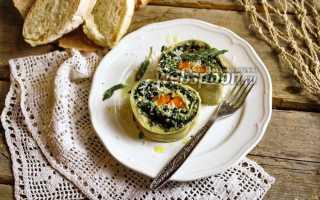 Картофельное пюре с тыквой и шпинатом – рецепт пошаговый с фото