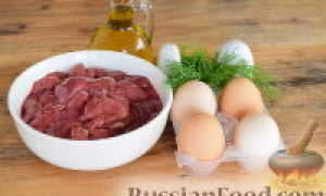 Румынский рулет из куриной печени – рецепт пошаговый с фото