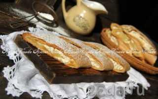 Творожное печенье с начинкой – рецепт пошаговый с фото
