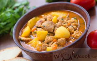Картошка по-домашнему – рецепт пошаговый с фото
