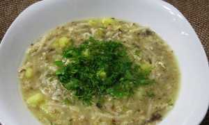 Рыбный суп с макаронами – рецепт пошаговый с фото