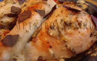 Куриные голени с прованскими травами – рецепт пошаговый с фото