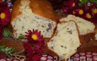 Творожные кексы с виноградом и орехами – рецепт пошаговый с фото