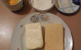Соленое сырное печенье – рецепт пошаговый с фото