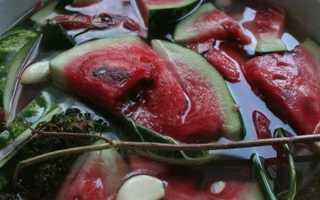 Малосольные арбузы быстрого приготовления – рецепт пошаговый с фото