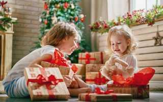 Что подарить ребенку на Новый год для развития – полезные советы и лайфхаки