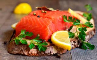Красная рыба домашнего посола – рецепт пошаговый с фото