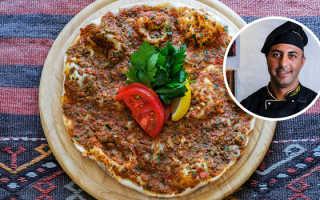 Лахмаджун по-турецки – рецепт пошаговый с фото