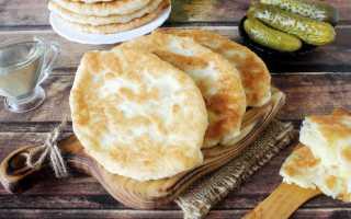 Жареные дрожжевые пирожки на молоке – рецепт пошаговый с фото