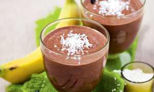 Коктейль Шоколадный тропик – рецепт пошаговый с фото