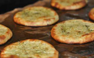 Лепешки из картофельного пюре – рецепт пошаговый с фото