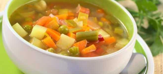 Молочный суп-пюре с зеленым горошком при гастрите – рецепт пошаговый с фото