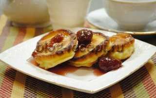 Пышные оладьи на кефире по-домашнему – рецепт пошаговый с фото