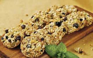Овсяные печенье со сметаной без муки – рецепт пошаговый с фото