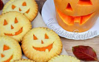 Печенье Черепа к Хэллоуину – рецепт пошаговый с фото
