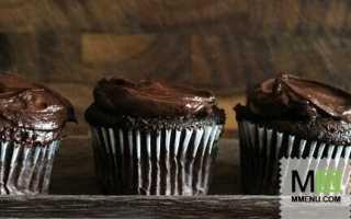 Кофейный кекс на сметане – рецепт пошаговый с фото