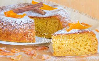 Тыквенные пирог в мультиварке – рецепт пошаговый с фото