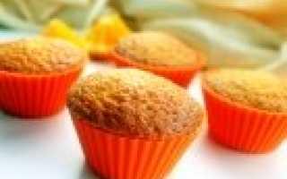 Кексы и пирог на кефире – рецепт пошаговый с фото
