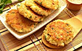Биточки из риса в панировочных сухарях – рецепт пошаговый с фото