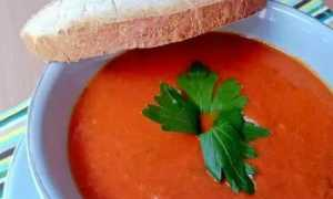 Томатный суп по-мексикански в мультиварке – рецепт пошаговый с фото
