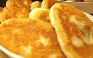 Пирожки Крестьянские – рецепт пошаговый с фото